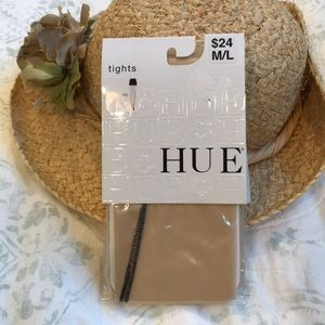 Hue tights with Sexy Backseam!